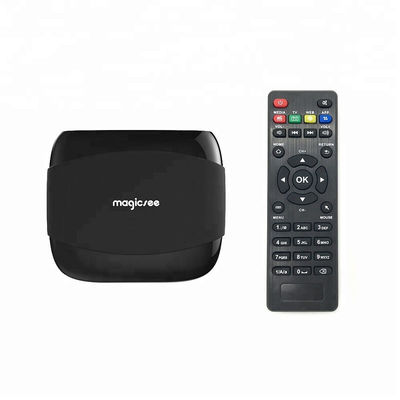 Amlogic S905X Android TV BOX Octa Core 64bit With TF Card Slot